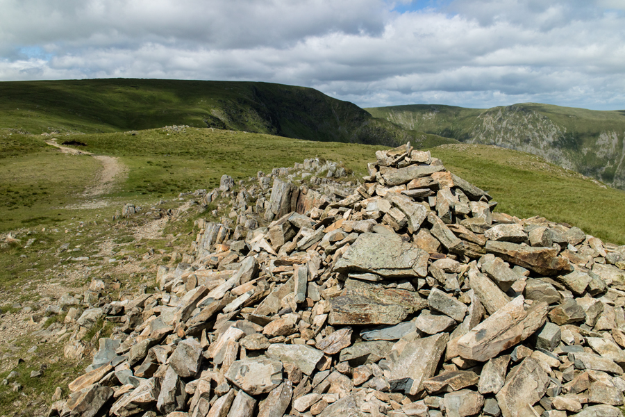 Looking back to High Street from Mardale Ill Bell
