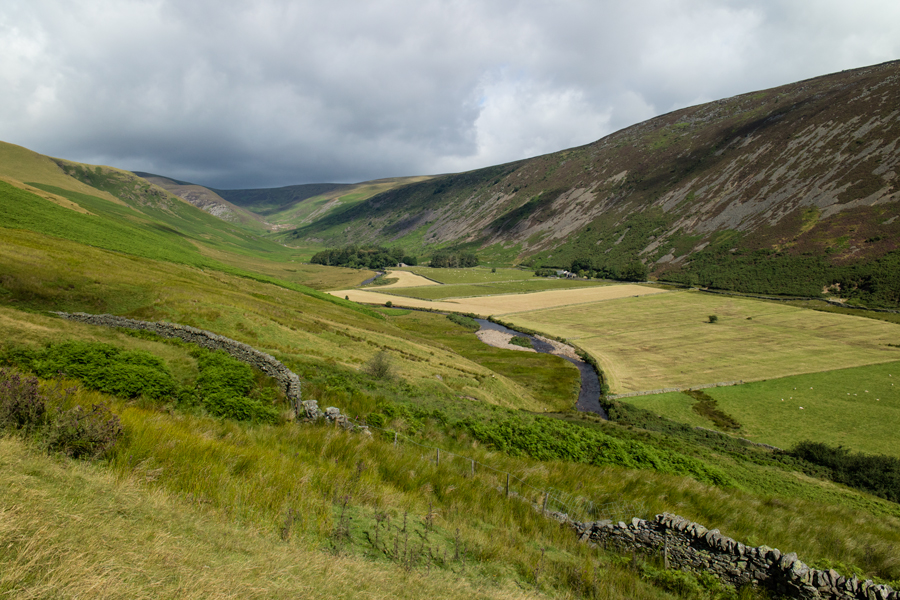 Mosedale and the River Caldew