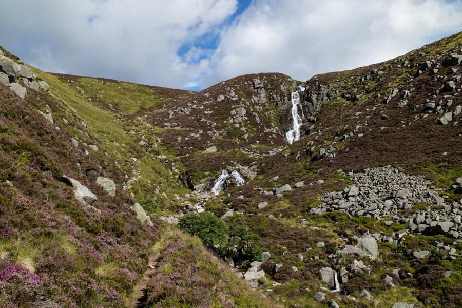 Falls of the Glasallt