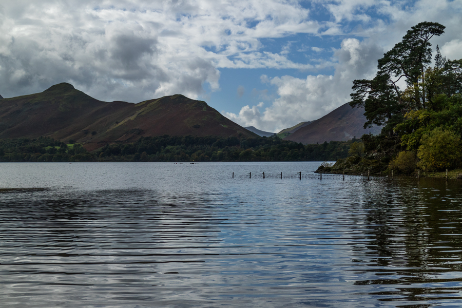 Catbells from near Friar's Crag