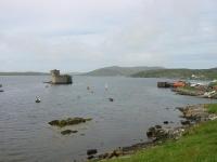 Kisimul Castle, Castlebay, Isle of Barra (21 Jun 2003)