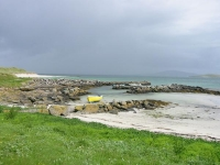 Near Eoligarry jetty (21 Jun 2003)