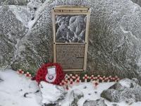The new memorial, November 2013 (10 Nov 2013)
