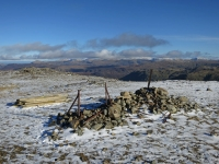 Brandreth summit (10 Nov 2013)