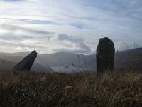 Haweswater from the two standing stones (15 Dec 2013)
