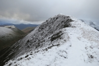 Scar Crags (4 Feb 2014)
