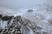 Nan Bield Pass (10 Feb 2014)