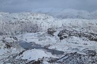 Lingmoor Tarn (11 Feb 2014)