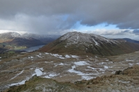 Place Fell from Angletarn Pikes (16 Feb 2014)