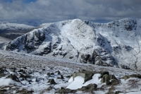 Dollywaggon Pike from St Sunday Crag (23 Mar 2014)