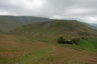 Steel Knotts from Hallin Fell (4 May 2014)