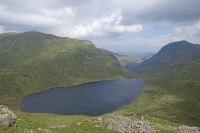 Grisedale Tarn from Seat Sandal (18 May 2014)