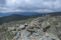 Hart Crag summit cairn (the southern one) (14 Jun 2014)