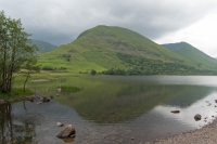 Looking across Brothers Water to Hartsop Dodd (14 Jun 2014)