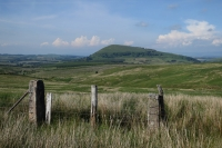 Great Mell Fell from the Old Coach Road (18 Jun 2014)