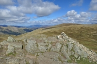 Pike O'Stickle summit (7 Sep 2014)