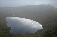 Red Tarn from Swirral Edge (9 Sep 2014)