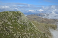 Great Carrs from Swirl How (12 Oct 2014)